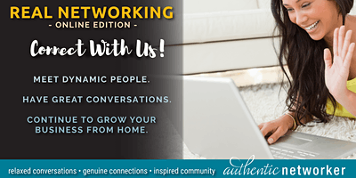 Real Networking – Online Edition